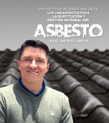 Aprobado asbesto